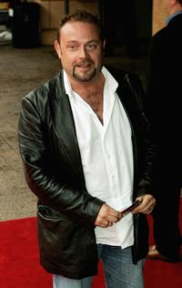 John Thomson at the UK premiere of
