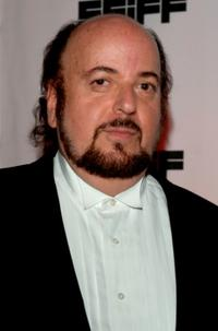 James Toback at the 52nd San Francisco International Film Festival Film Society Awards Night.