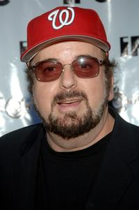 James Toback at the IFC Center Grand Opening Celebration.