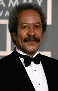 Allen Toussaint at the 49th Annual Grammy Awards.