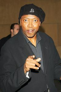 T.K. Carter at the Los Angeles premiere of