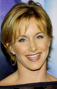 Gabrielle Carteris at the WB Network's 2003 Winter Party.