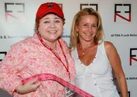Patrika Darbo and Gabrielle Carteris at the AFTRA's Inaugural Frank Nelson Fund Celebrity Golf Classic.