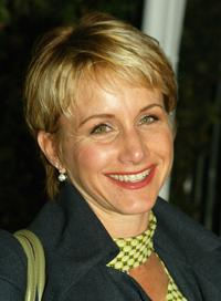 Gabrielle Carteris at the world premiere engagement of the one-woman play