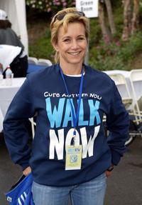Gabrielle Carteris at the Los Angeles Cure Autism Now's Second Annual Walk
