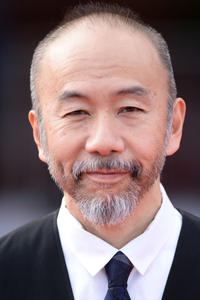 Shinya Tsukamoto at the