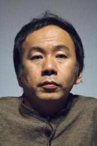 Shinya Tsukamoto at the promotion of