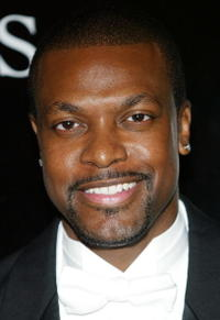 Chris Tucker at Oprah Winfrey's Legends Ball in Santa Barbara.
