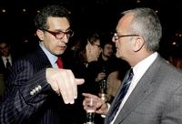 John Turturro and Joseph V. Melillo at the