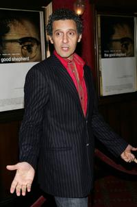 John Turturro at the World Premiere of