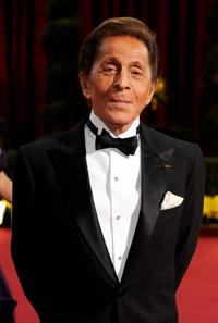 Valentino at the 81st Annual Academy Awards.