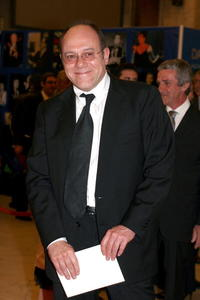 Carlo Verdone at the Italian Film Academy's 50th David di Donatello Awards Ceremony.