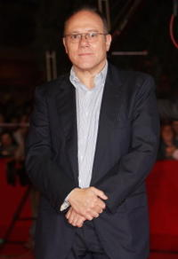 Carlo Verdone at the 3rd Rome International Film Festival.