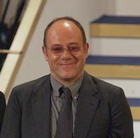 Carlo Verdone at the David di Donatello Award ceremony.