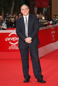 Carlo Verdone at the Official Awards Ceremony during the 4th International Rome Film Festival.