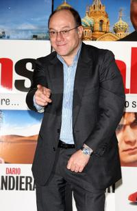 Carlo Verdone at the photocall of