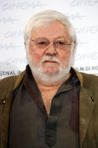 Paolo Villaggio at the 4th International Rome Film Festival.