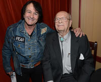 Lee Ving and Rupert Neve at the screening of