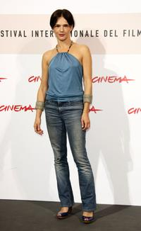 Chiara Caselli at the photocall of