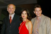 John Malkovich, Chiara Caselli and Dougray Scott at the screening of