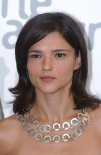 Chiara Caselli at the 59th Venice International Film Festival.