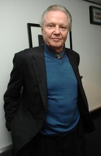 Jon Voight appears at the Leonard Lopate Show.