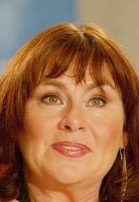 Mary Walsh at the press conference of
