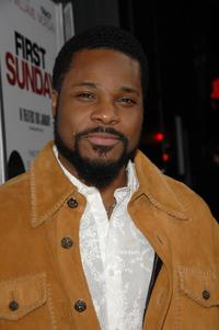 Malcolm-Jamal Warner at the world premiere of