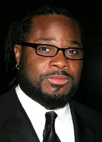 Malcolm-Jamal Warner at the 33rd Annual Vision Awards.