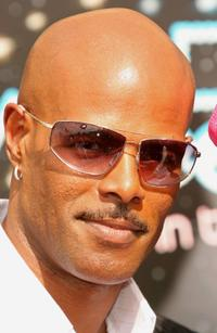 Keenan Ivory Wayans at the Shrine Auditorium for 2006 BET Awards.