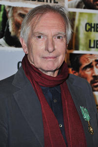 Peter Weir at the Paris premiere of