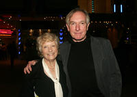 Patricia Lovell and Peter Weir at the reunion to celebrate the DVD release of