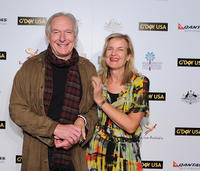 Peter Weir and Gillian Armstrong at the 22nd Annual Palm Springs International Film Festival Screenings and Events.