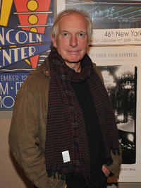 Peter Weir at the screening of