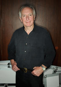Peter Weir at the 7th Annual Dubai International Film Festival.
