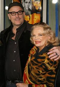 Nick Cassavetes and his mother Gena Rowlands at the premiere of