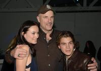 Olivia Wilde, Nick Cassavetes and Emile Hirsch at the after party of the premiere of