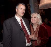 Nick Cassavetes and Gena Rowlands at the premiere of