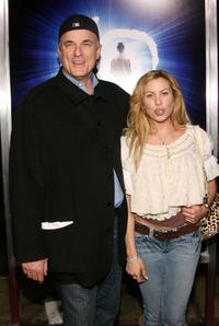 Nick Cassavetes and Heather Wahlquist at the premiere for