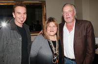 Billy Bob , Julie Weiss and James Caan at the Robert Duvall Hand And Footprint Reception in California.