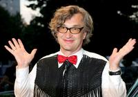 Wim Wenders at the Berlin premiere of