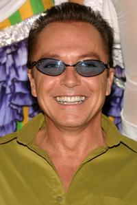 David Cassidy at the Dream Foundation Star-Studded Fundraiser.