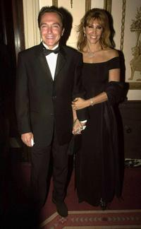 David Cassidy and Sue at the third Annual Directors Guild of America Awards.
