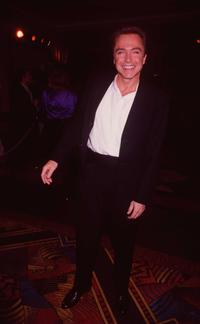 David Cassidy at the opening of