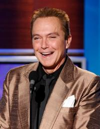 David Cassidy at the 9th annual Family Television Awards.
