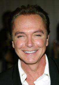 David Cassidy at the Sixth Annual Family Television Awards.