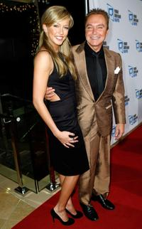 David Cassidy and daughter Katie Cassidy at the 9th annual Family Television Awards.