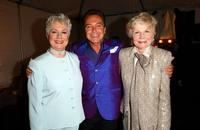 Shirley Jones, David Cassidy and Barbara Billingsley at the TV Land Awards 2003.