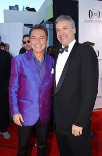 David Cassidy and Herb Scannell at the TV Land Awards 2003.