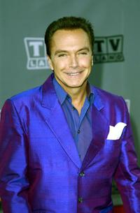 David Cassidy at the TV Land Awards 2003.